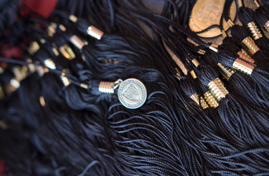 Tassels | Emmanuel College Boston