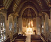 College Chapel Reopens