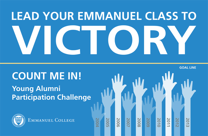 Count Me In: Young Alumni Participation Challenge