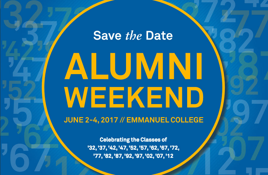 Alumni Weekend 2017 | 6.2.17-6.4.17