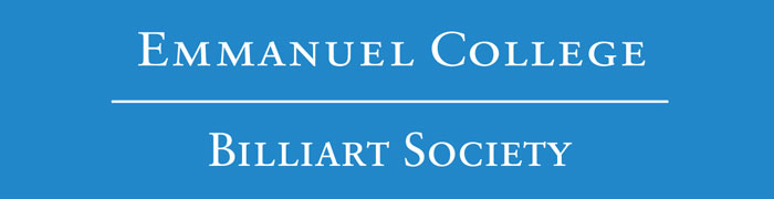 Billiart Society | Emmanuel College