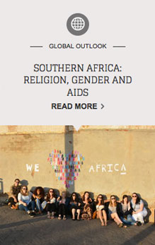 Southern Africa: Religion, gender and aids
