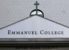 Notre Dame Campus | Emmanuel College
