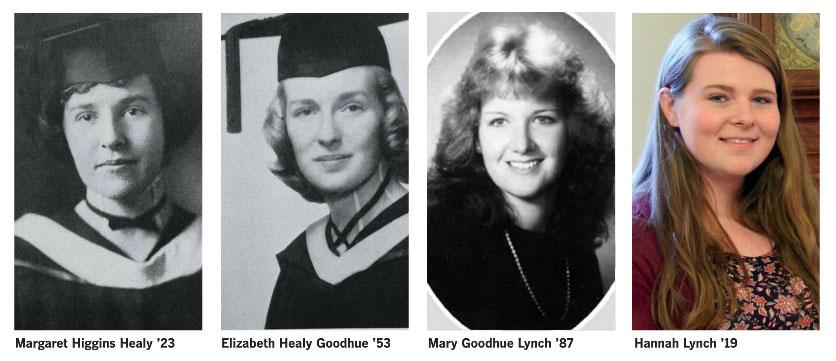 Four-Generation Legacy